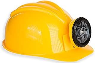 Kangaroo Adult or Kids Adjustable Construction Miner Hard...