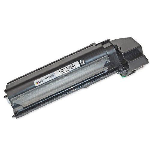 TOSHIBA T-1200E 6500páginas Negro - Tóner para impresoras láser (Negro, E-Studio 120, 150)