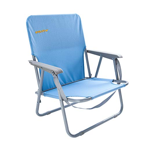 #WEJOY Low Back Outdoor Lawn Concert Beach Folding Chair...