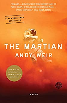 The Martian: A Novel by [Andy Weir]
