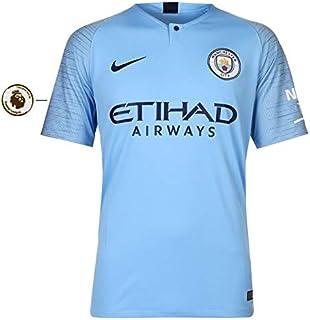 23324aac1 Manchester City F.C. Maglia da Uomo 2018-2019 Home PL