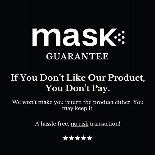 Mask Toilet Spray, Coconut & Lime, 2-Ounce, 6-Pack, Deodorizer Bathroom Spray