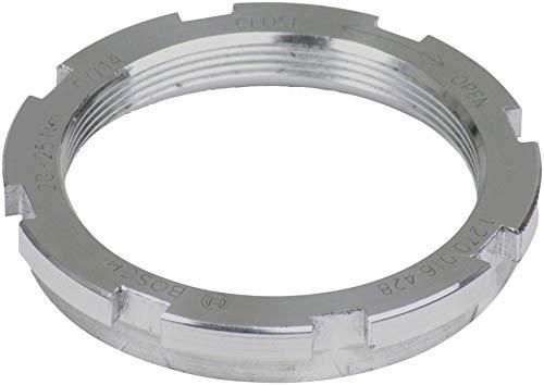 Bosch Lockring, zur Montage des Kettenblatts Tool, Silber, Einheitsgröße