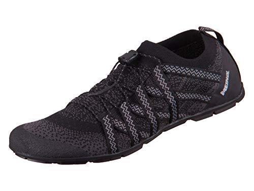 Meindl Damen Open air-Barfußschuhe Pure Freedom, Schuhgröße:UK 3.5 / EU 36, Farbe:schwarz-Silber thumbnail