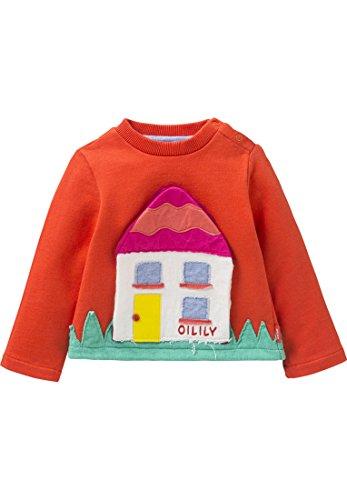 Oilily Pullover House rot für Mädchen YS18GHJ041