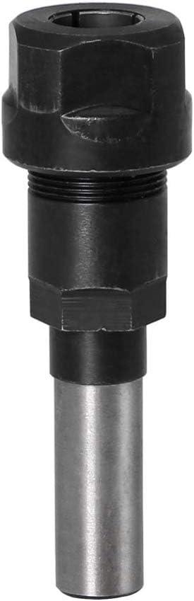 8mm Griff Fräser Spannzange Erweiterung Graviermaschine Verlängerungsstange Neu