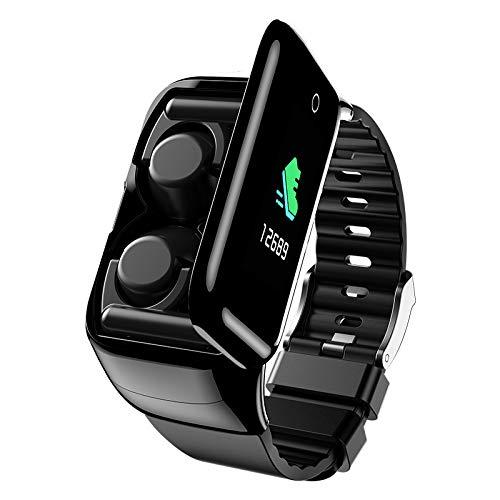 ACAMPTAR M7 Reloj Inteligente MMNner con HeadhRern frecuencia cardíaca, presión arterial, reloj inteligente para teléfono Android IOS
