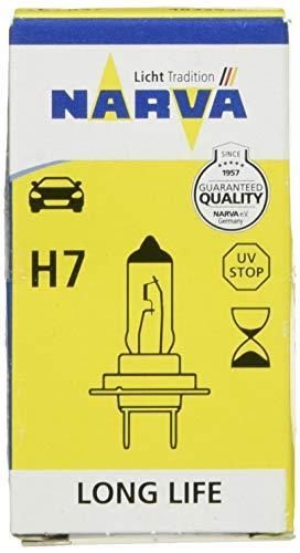 NV – Narva ampoules halogènes, 48329 H7 12 V 55 W Px26D Longue Vie
