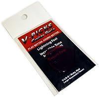 V-PICKS Ruby-Red Series Large/Rounded 2.75mm V-LR-R
