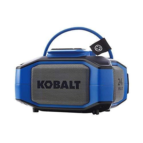Kobalt 1-Speaker 5-Watt Portable Bluetooth Speaker