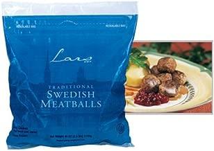 Swedish Meatballs by Lar's Own - 2.5 Pound Bag (2.5 pound)