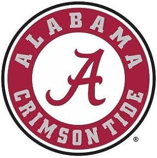 WinCraft Alabama Crimson Tide Round Logo Roll Tide 4