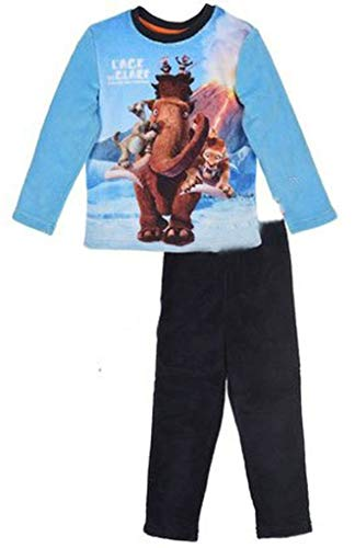Ice Age Schlafanzug Hellblau 116 ( 6 Jahre)