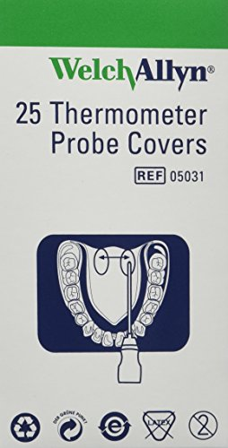 SureTemp Probe Covers for 690 and 692 Thermometers 1,000/Case by SureTemp