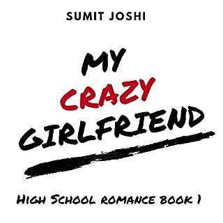 My Crazy Girlfriend audiobook cover art