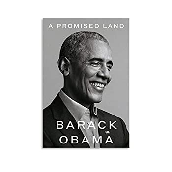 Apeiyu Barack Obama Hope Political Campaign Canvas Art Poster and Wall Art Picture Print Modern Family Bedroom Decor Posters 12x18inch 30x45cm