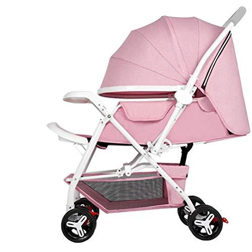 MAMINGBO Cochecito de bebé plegable de alta Ver carrito silleta, con la...