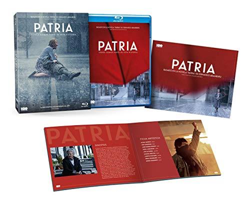 Patria - Serie completa - edición especial [Blu-ray]