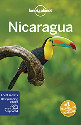 Lonely Planet Nicaragua [Lingua Inglese]