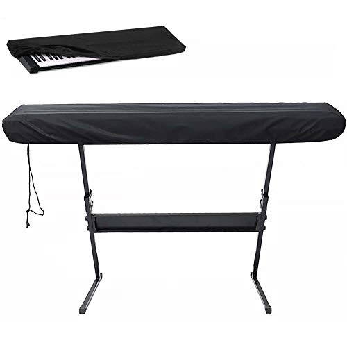 Xcellent Global 88-Key Keyboard Dustproof Cover Stretchable Piano Keyboard Dust Cover HG268