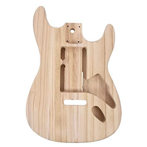 Beada Trä typ elektrisk gitarr tillbehör ST elektrisk gitarr fat material lönn gitarr tunna kropp