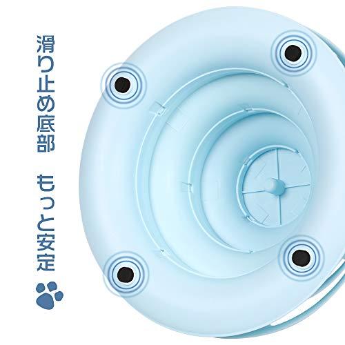 OGORI『ボール回転くるくるタワー4段』