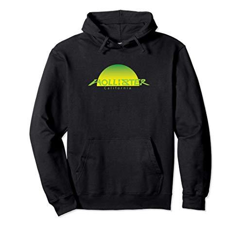 HOLLISTER CA., HOLLISTER CA. SUNSET GREEN, GIFT, SOUVENIR Pullover Hoodie