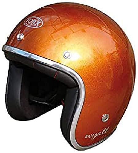 TORX Mofahelm Wyatt Shiny Glitter Orange:S