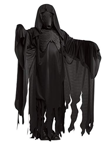Rubies Masque et Robe Costume Officiels Harry Potter pour Adulte, de s – Taille Standard, Noir