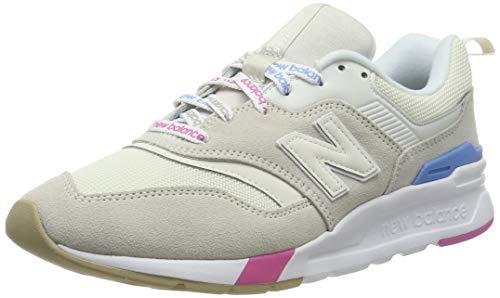 New Balance 997h, Zapatillas Mujer, Blanco (Off White Off White), 36 EU
