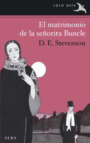 El matrimonio de la señorita Buncle – D. E. Stevenson 41iACDb4nKL