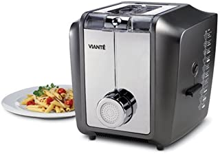 Viante CUC-25PM Electric Pasta Maker with 9 Interchangeable Discs