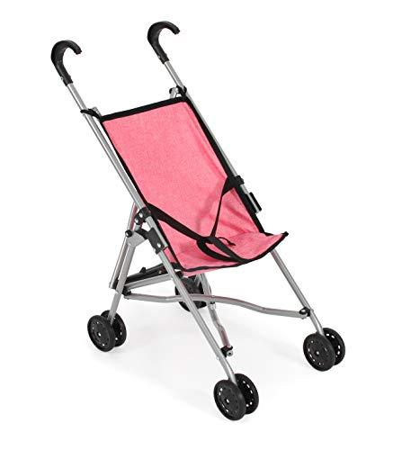 Bayer Chic 2000 600 57 Mini-Buggy Funny, Melange pink