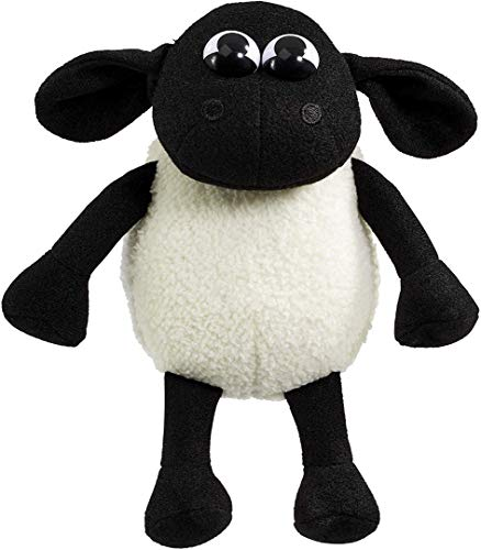 TIMMY TIME Soft Timmy Plush Lamb for Kids Aged 3+, Multi-Colour