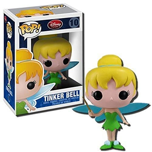 Funko 2351 POP! Disney - Figura de vinilo Tinker Bell