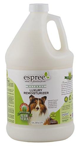 Price comparison product image Espree Luxury Remoisturizer for Dogs & Cats / Made with 100 % Organic Aloe Vera / 1 Gallon