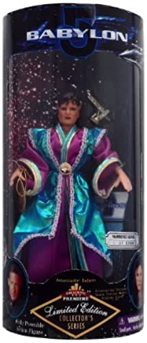 Limited Edition  lon 5 Ambassador Delenn by  lon 5