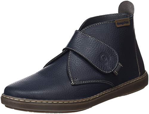 Conguitos Bota Desert Velcro, Boots Garçon Mixte Enfant, Bleu (Marino 2), 29 EU