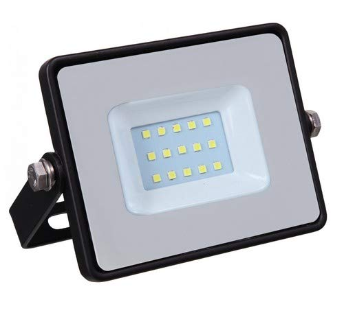 V-TAC LED Lighting, Die Cast Aluminium, 10 W, BLACK, 10W