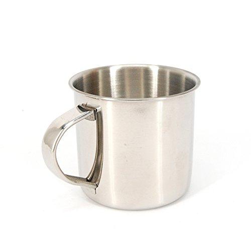 Gobelet acier inox - 300 ml - Miltec