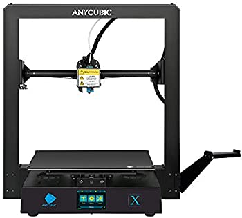 Anycubic Mega X 3D Printer with Patented Heatbed