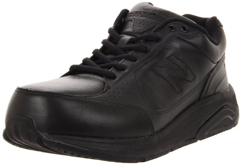 New Balance Men's 928 V1 Walking Shoe, Black, 10.5 4E...