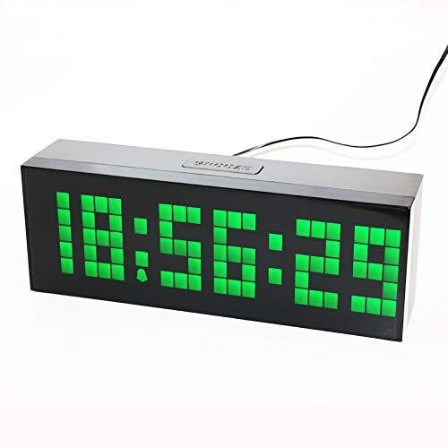 LambTown LED Elektronischer Wecker mit Countdown-Timer-Funktion für Zuhause
