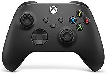 Microsoft Xbox Wireless Controller (Carbon Black) (Newest Model)