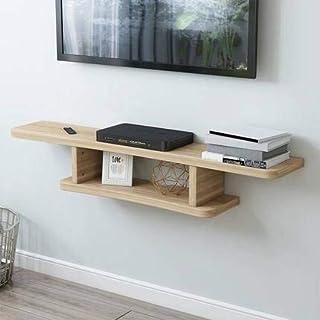 Los estantes de almacenamiento flotante de DVD soporte de exhibición / TV Unidad de soporte de gabinete Aparador / Estante...