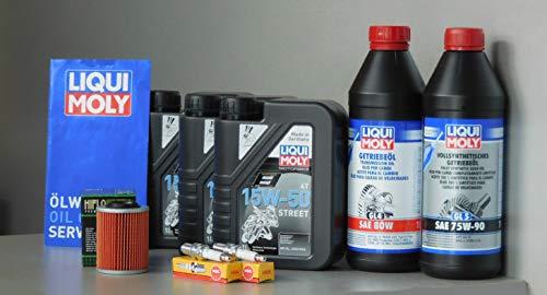 Kit d'entretien pour quad ATV Buggy CF Moto CForce 850 inspection huile bougie d'allumage filtre