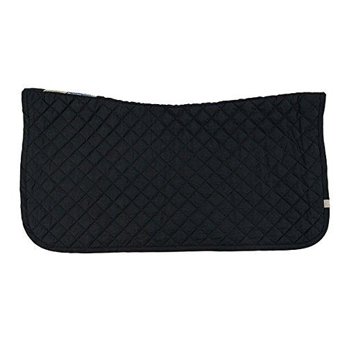 Lettia Coolmax Saddle Pad Liner Black