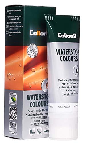 Collonil Waterstop 33030001008 Schuhcreme Glattleder 75 ml (0), Multicolor, Einheitsgröße