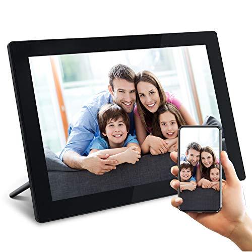 WiFi Digitaler Bilderrahmen, YENOCK 10.1