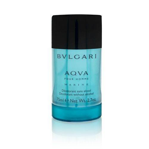 Bulgari Aqva Pour Homme Marine homme/men, Deodorant Without Alcohol, 1er Pack (1 x 75 ml)